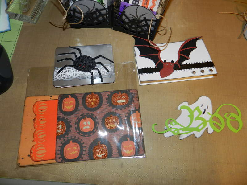 Halloween Goodie Bag Swap