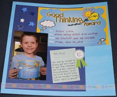 Good thinking award