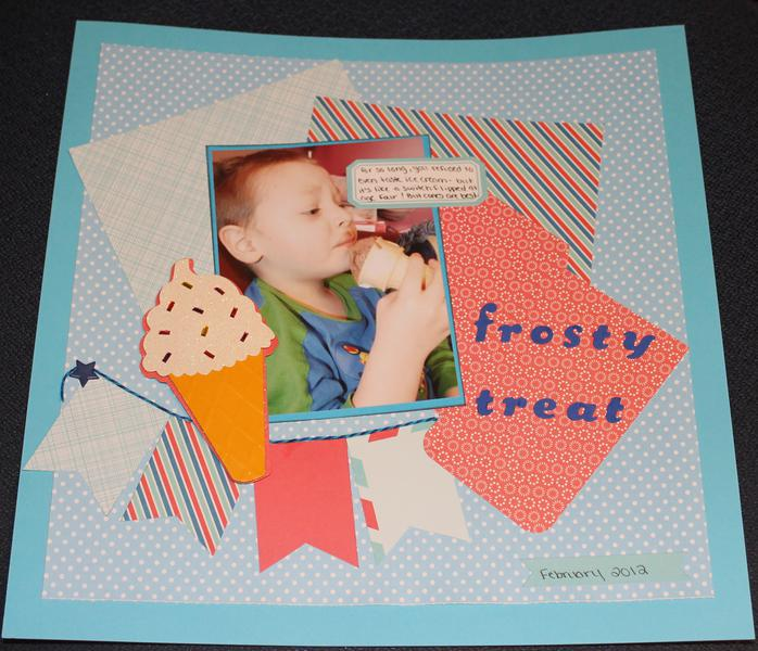 frosty treat