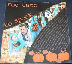 Too cute too spook