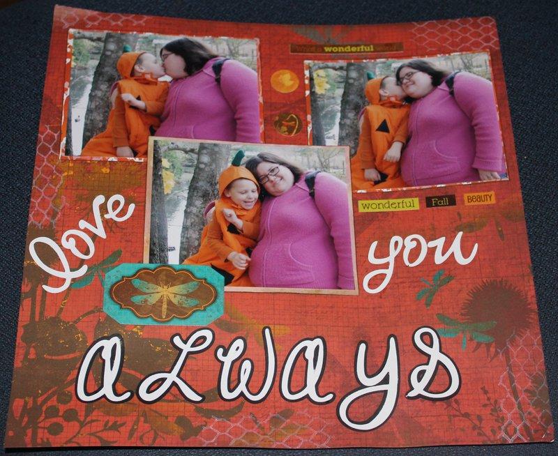 Love you always