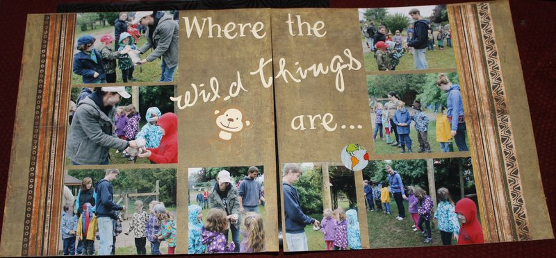 where the wild things are - teacher album