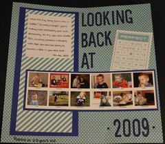 Looking back at 2009
