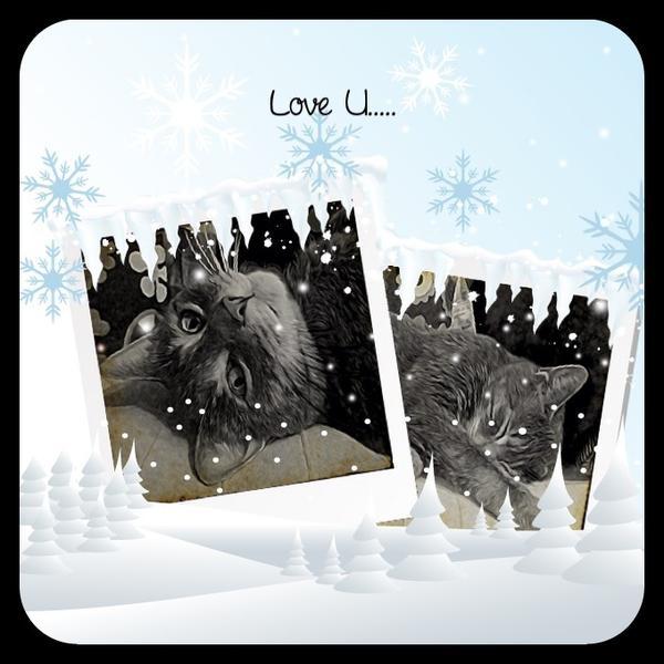 Love U......
