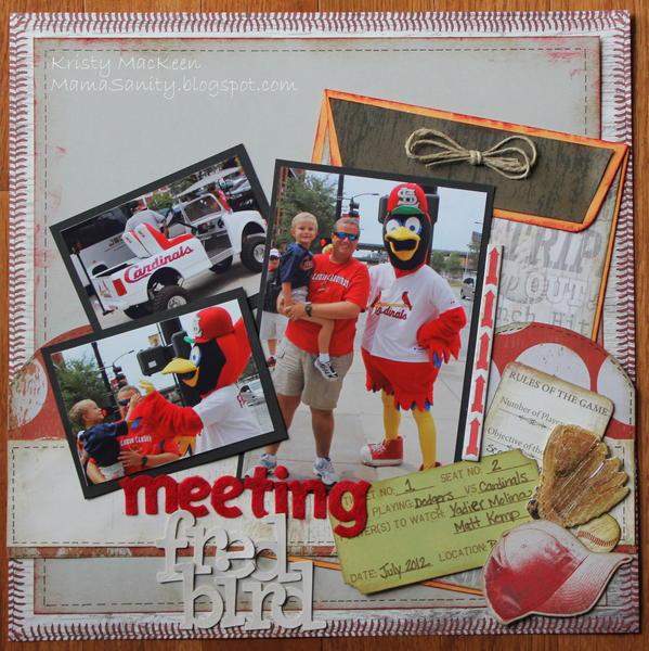 Meeting Fredbird