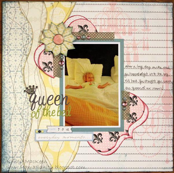 Queen of the Bed