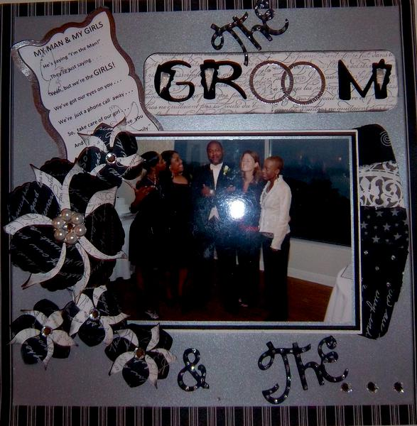 The Groom & The . . .Girlfriends(1st Page of 2 pg LO)