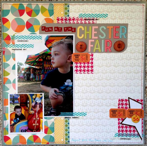 Fun At the Chester Fair