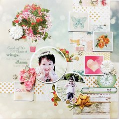 My Creative Scrapbook  LM Kit~sweet~