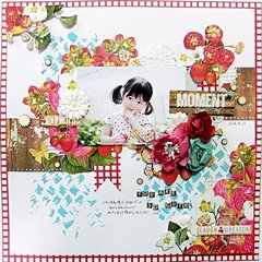 My Creative Scrapbook  LM Kit~MOMENT~