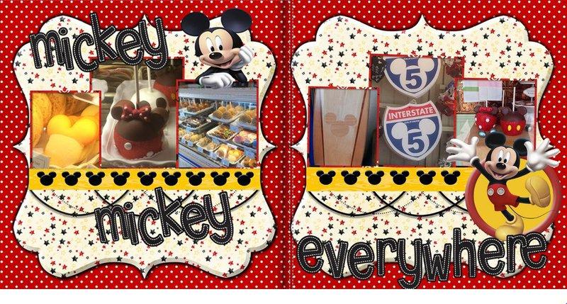 Mickey Mickey Everywhere