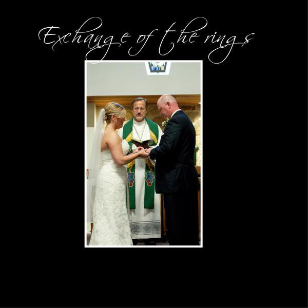Ann's Wedding Album - Pg. 17