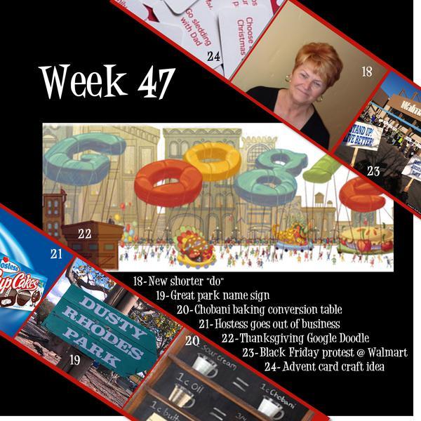 2012 Project 365 - Week 47