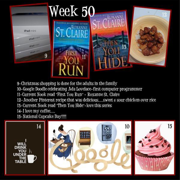 2012 Project 365 - Week 50