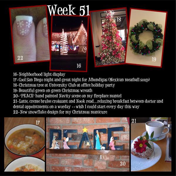 Project 365 - Week 51