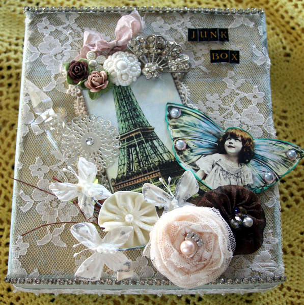 """My """"Junk Box"""" Project Sample for Berry71bleu Challenge"""