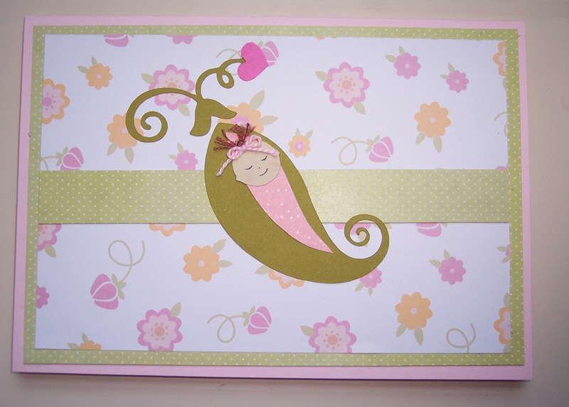 sweetpea card
