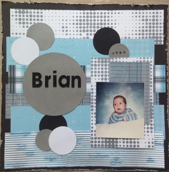 Brian **Scraputante**