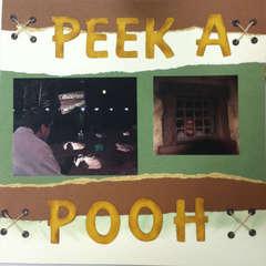 Peek a Pooh