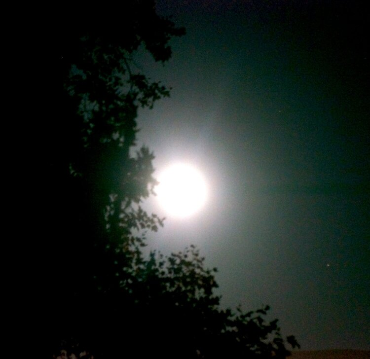 October AGC #13 Moon