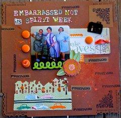 Embarrassed Not it's SPIRIT WEEK