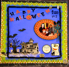 Happy Halloween Fun..the rest of the story