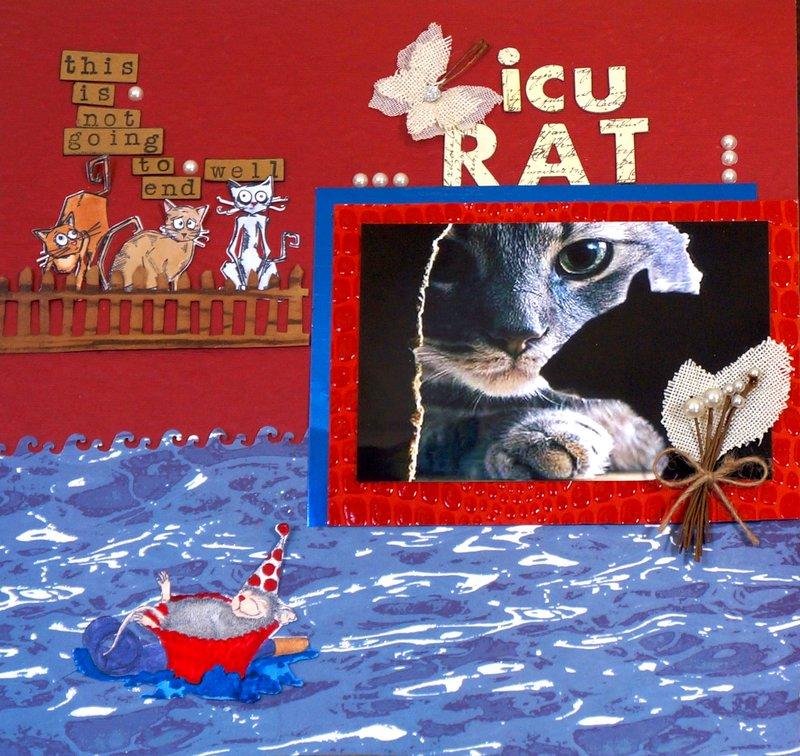 I C U RAT!