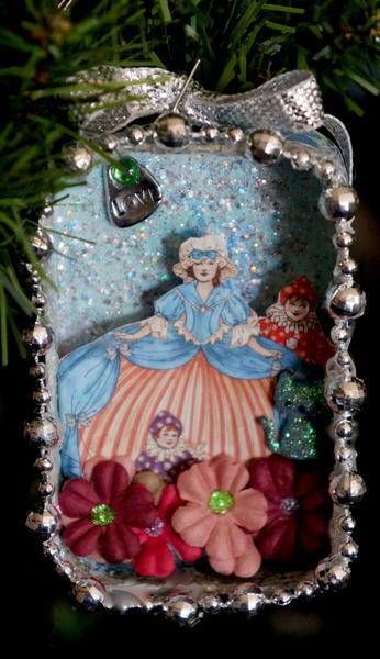 Nutcracker Sweet Ornament Swap