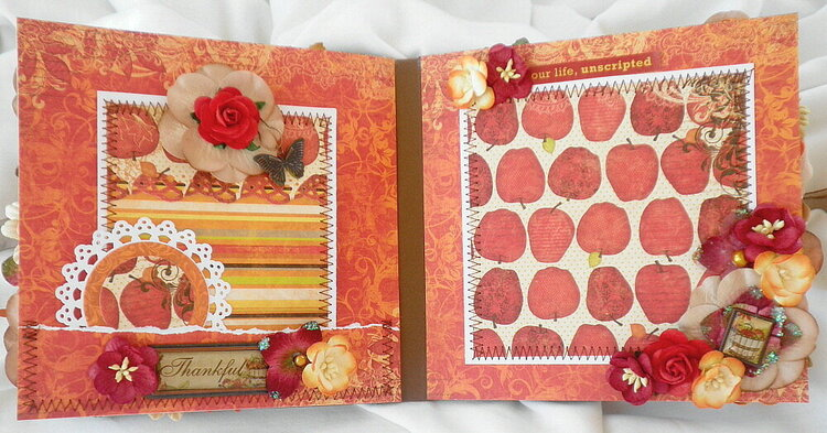 Thankfull Fall Pocket Pages
