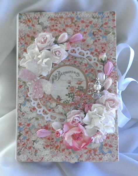 Shabby Chic Spring Beauty Album