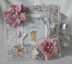 Princess Fairy Paper Bag Scrapbook Album
