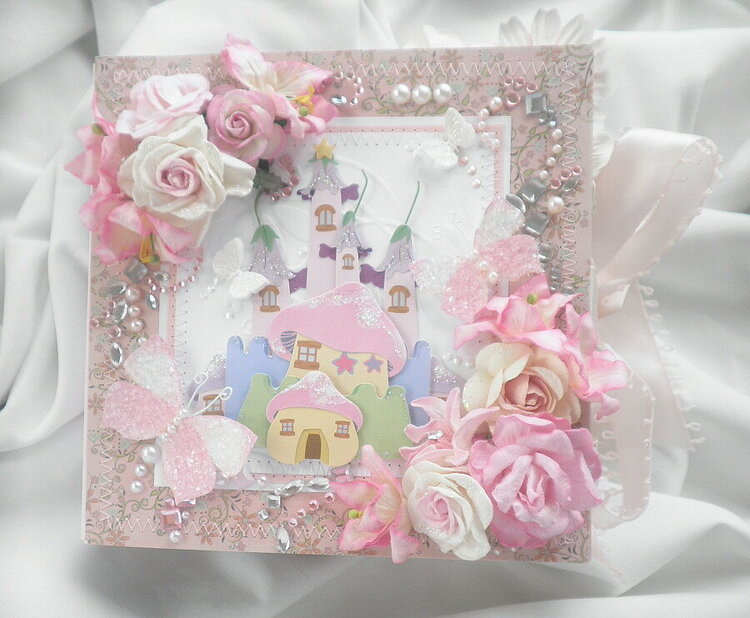 FairyLand Shabby Chic Album