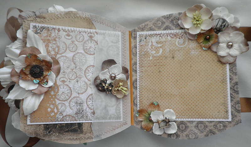 Timeless Pocket Page from Purse Album