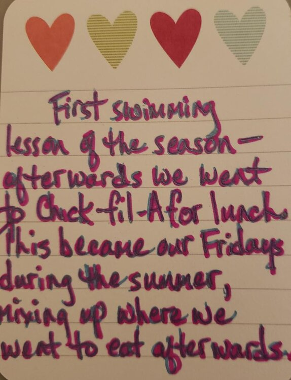 """hidden journaling for LO """"our time"""""""