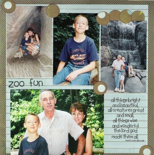 Zoo Fun ~ multi-pic challenge