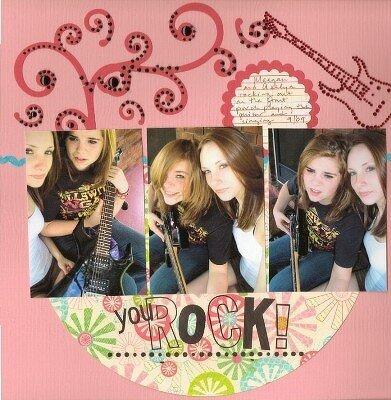 CG 2009 ~ you rock