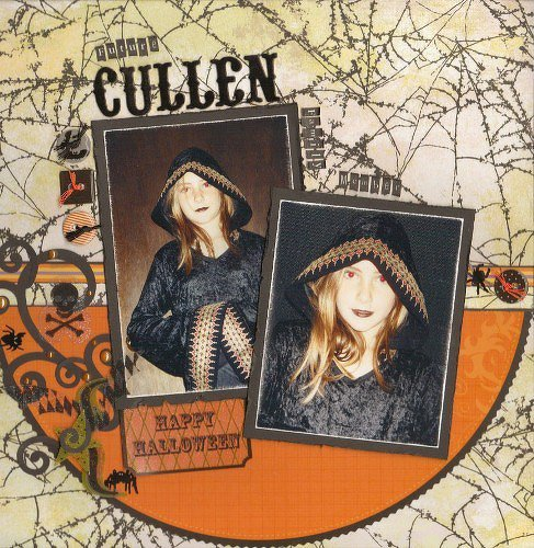 CG 2009 ~ future CULLEN family member
