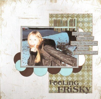CG 2009 ~ Feeling Frisky