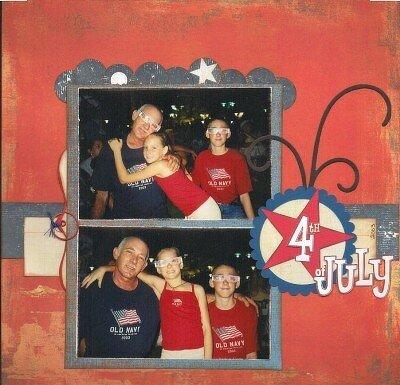CG 2009 ~ 4th of July