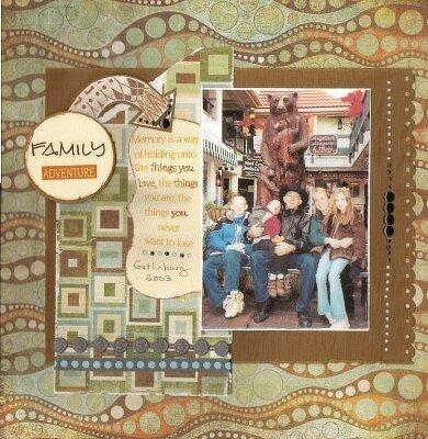 CG 2009 ~ family adventure