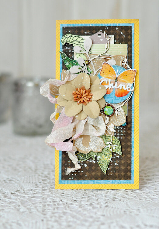 gift envelope Shine
