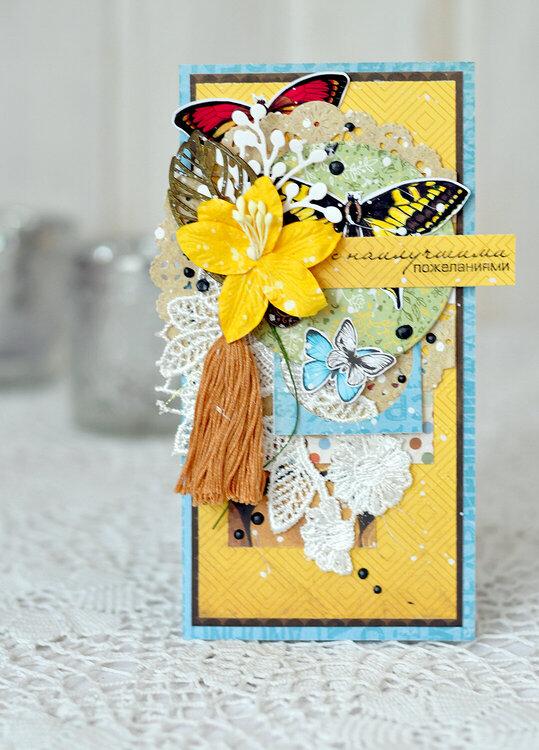 bright gift envelope