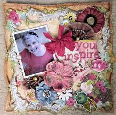 Bling Challenge - You Inspire Me