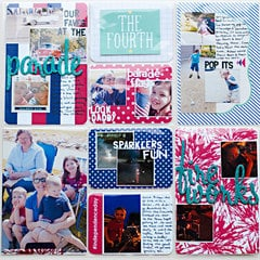 Project Life 2013 - Week 27 - insert front