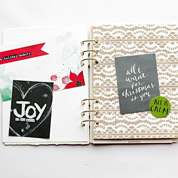 2015 December Memories Album, page 2