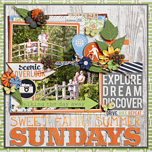 Sweet Family Summer Sundays