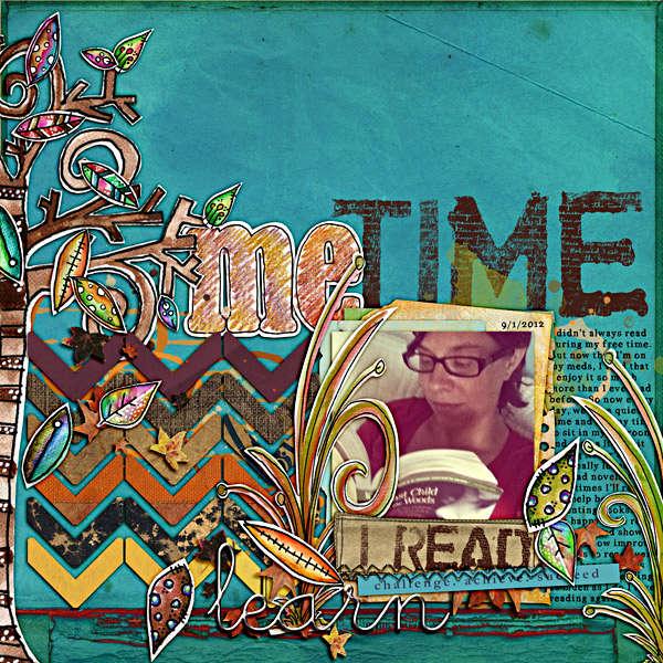 Me Time - I Read