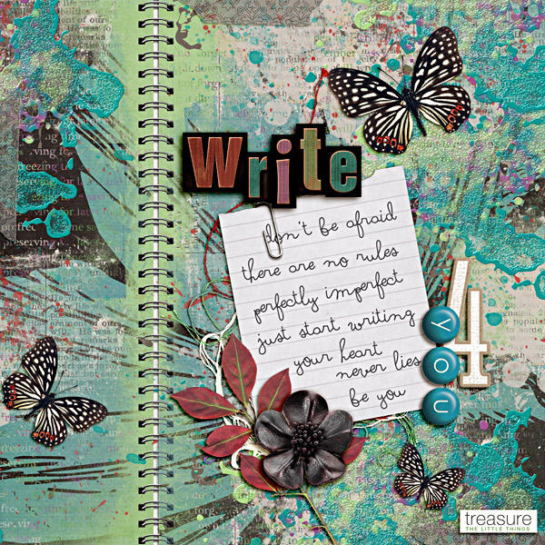 Write 4 You