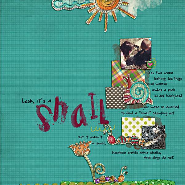 Snail?