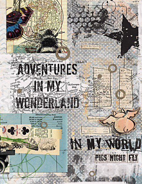 Adventures In My Wonderland